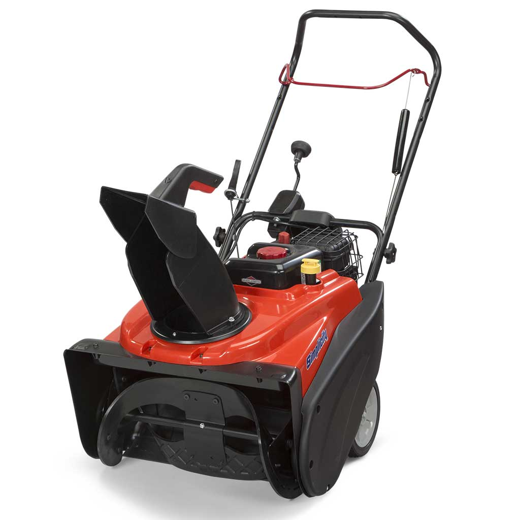 SingleStage Snow Blowers