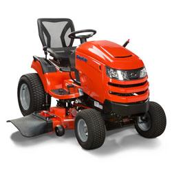 Broadmoor traktor