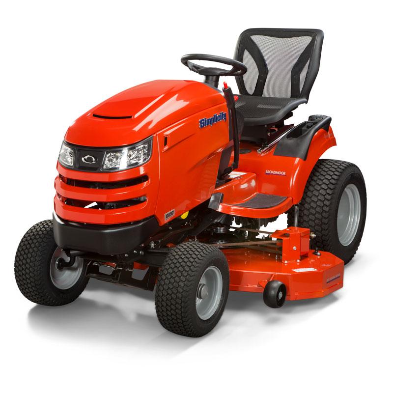 broadmoor™ lawn tractor