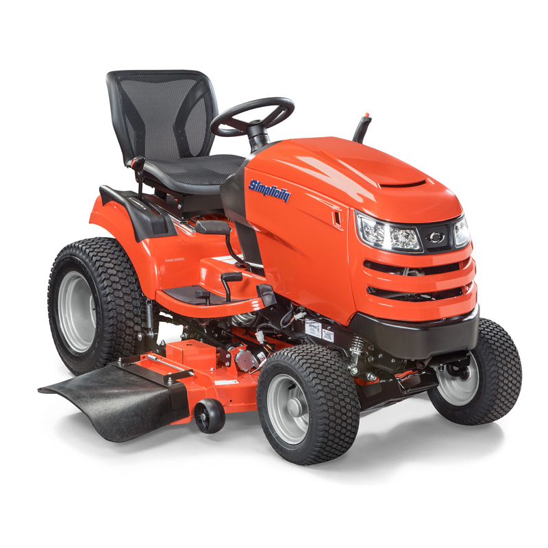 Lawn Tractors, Zero Turn Mowers & Snow Blowers | Simplicity