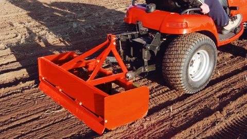 Legacy® XL Subcompact Garden Tractor