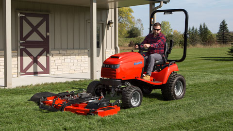 mower deck options - Garden Tractor Front End Loader Kits