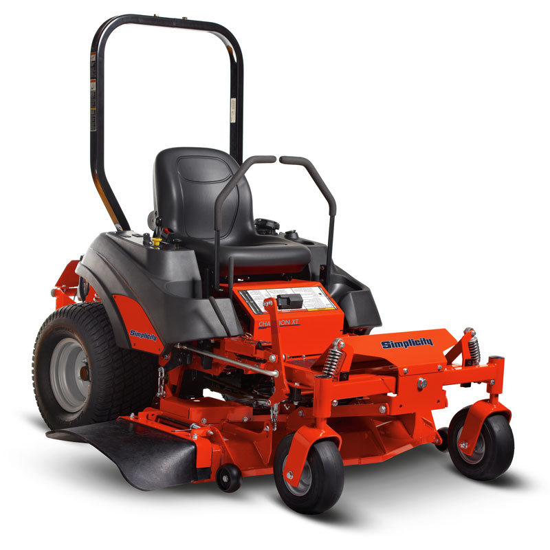 Champion XT Zero Turn Mower