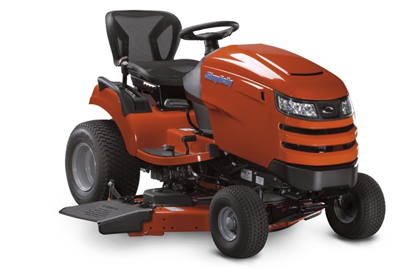 Garden Tractor Without Mower Deck : Broadmoor™ lawn tractor riding mower simplicity