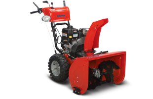 HeavyDuty Dual Stage Snow Blower
