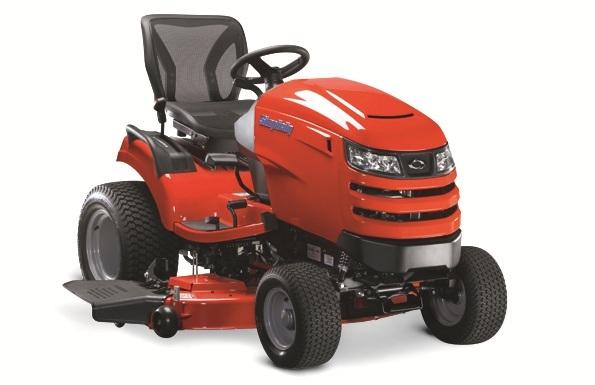 Prestige garden tractor riding mower simplicity
