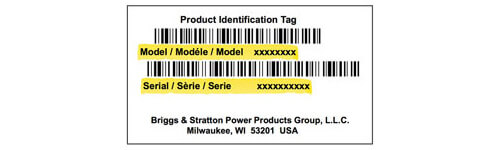 7-Digit Model Number