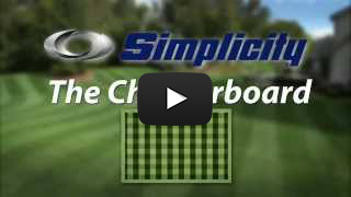 How to Stripe by Simplicity: Checkerboard