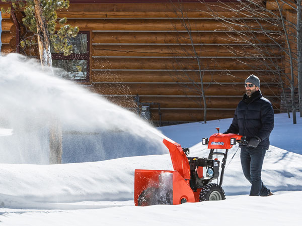Signature Snow Blowers Simplicity