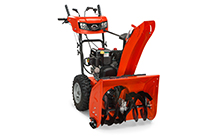 Steering Made Easy with Simplicity® Dual-Stage Snow Blowers | Simplicity ...