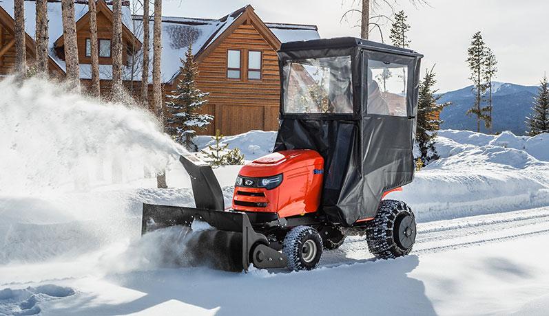 Attachments for Garden Tractors & Lawn Tractors | Simplicity