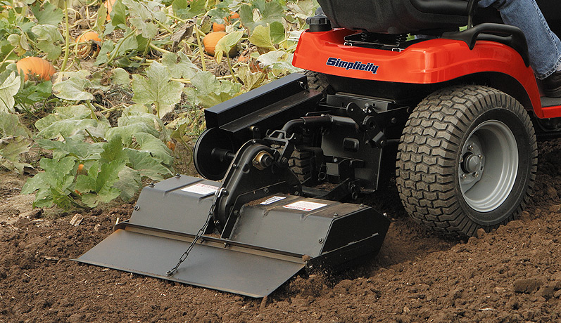 Attachments for Garden Tractors & Lawn Tractors | Simplicity