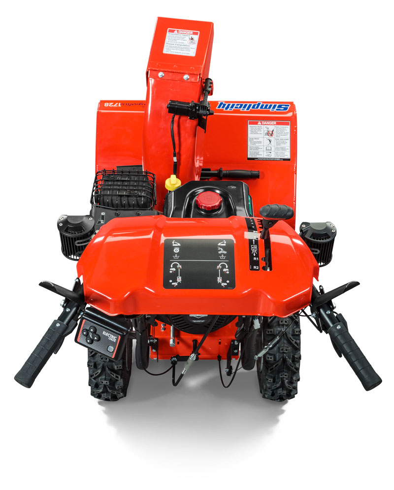 Signature Series DualStage Snow Blowers