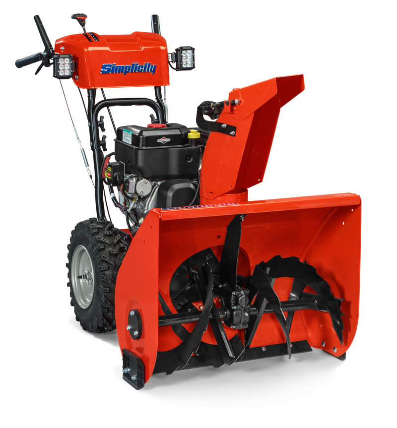 Signature Series Dual-Stage Snow Blowers