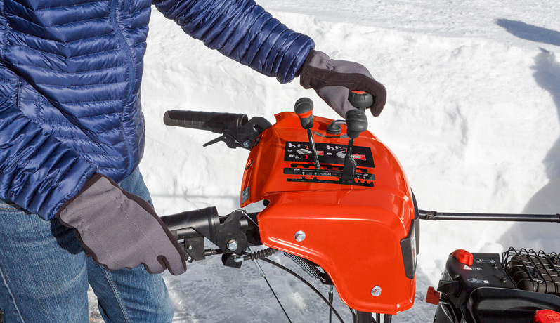 Snow Blowers: Single-Stage & Two-Stage | Simplicity