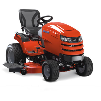 Prestige™. A Garden Tractor ...