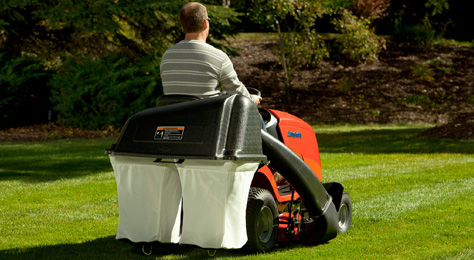 Make Mowing and Yard Work Easy with Attachments
