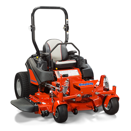 Angle view of Cobalt™ zero turn mower