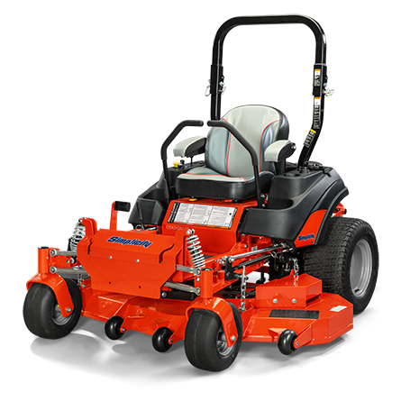 Angle view of Citation™ XT zero turn mower