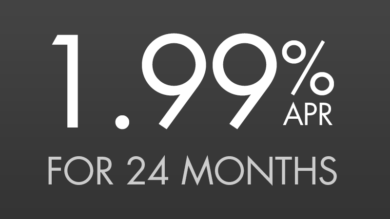Mow Now, Pay Later, 1.99% for 24 Mos [1.56% APR*]
