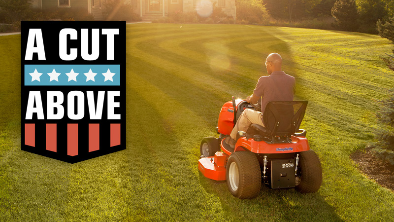 Lawn Mower Financing & Rebates | Simplicity Deals & Promotions