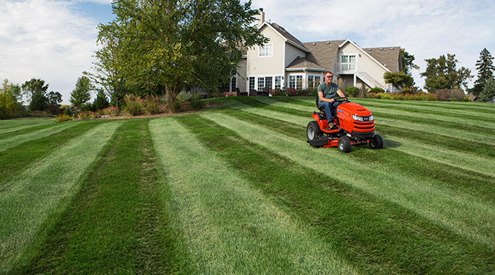Simplicity Lawn Striping