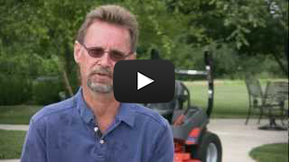 Zero Turn Mower Testimonial Review Bob Howe | Simplicity