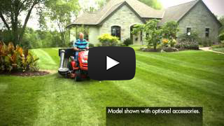 Product Demo Video: Broadmoor&#8482&#x3b; Lawn Tractor | Simplicity&#0174&#x3b;