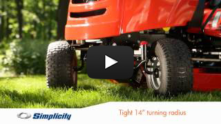 Product Demo Video: 2015 Regent&#8482&#x3b; Lawn Tractor | Simplicity&#0174&#x3b;